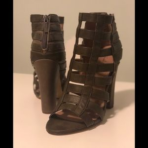 Michael Antonio Block High Heels
